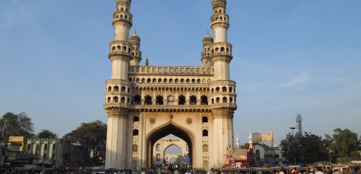 07 Places to visit in Hyderabad