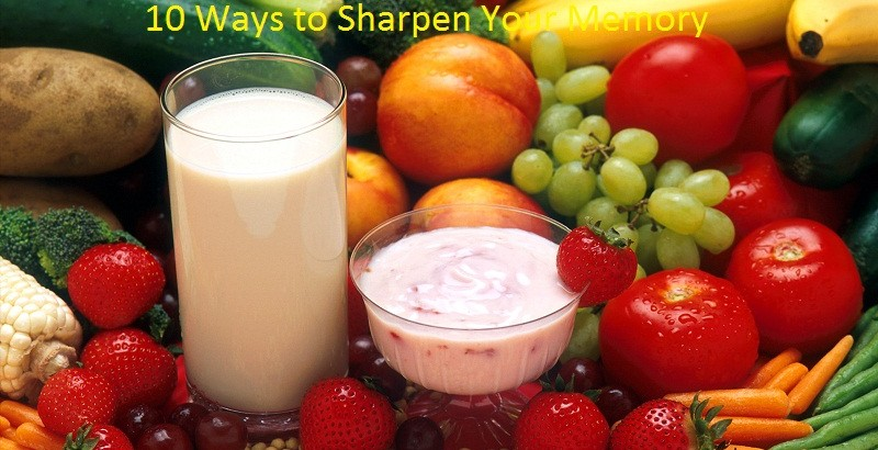 10 Ways to Sharpen Your Memory
