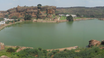 Agastya_Lake_Badami_Karnataka_India