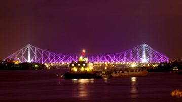 Kolkata the capital of India's west bengal state
