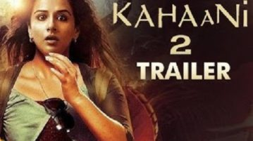Kahaani-2 Movie Review