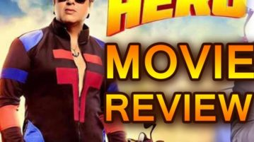 Aa gaya hero movie review