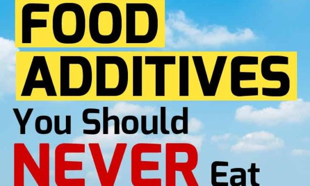 5 food additives that are harmful to your child