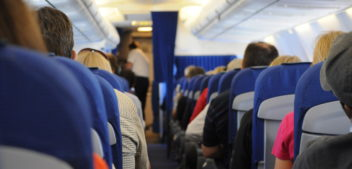 10 annoying things people do on flight
